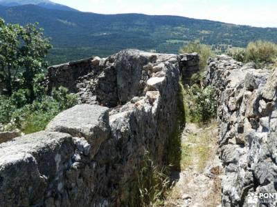 Chorranca y Silla del Rey, Cerro del Moño de la Tía Andrea;pueblo fantasma catedrales del mar como h